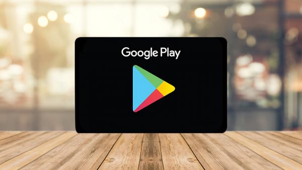Google Play Card Cadou