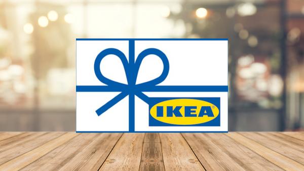 Ikea Card Cadou