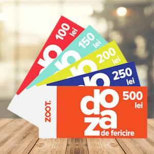 Zoot Card Cadou