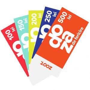 Card Cadou Zoot