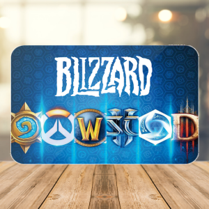 Blizzard Gift Card Euro PC Code
