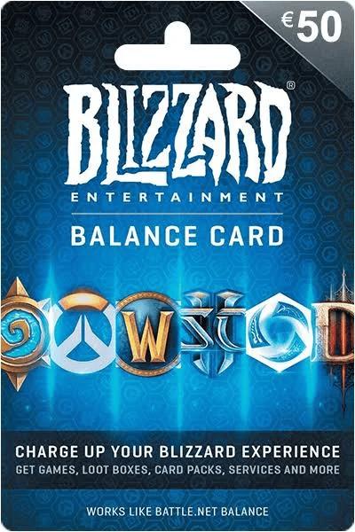 Battle.net Gift Card EU