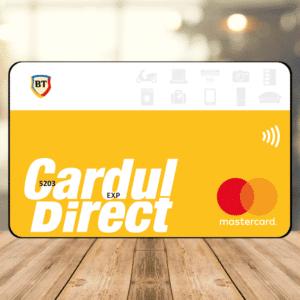 Alimentare Card BT Direct